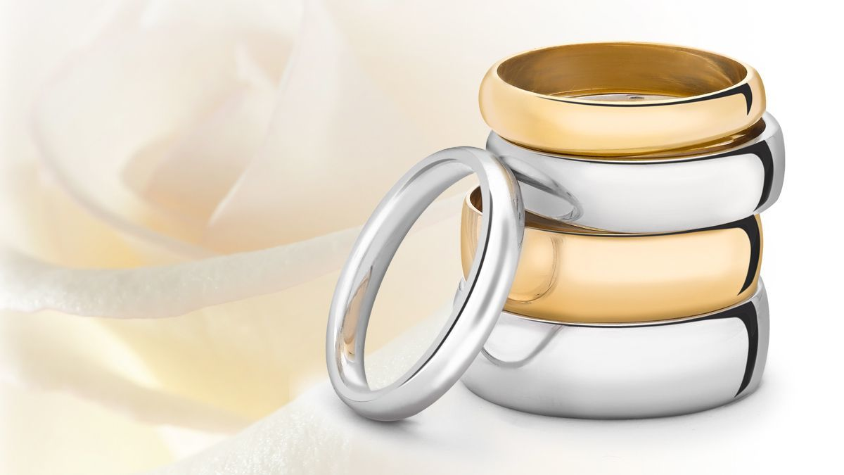 Wedding Ring Metals Guide