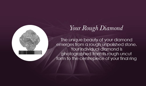 The One Rough Diamond - Exclusive to H.Samuel