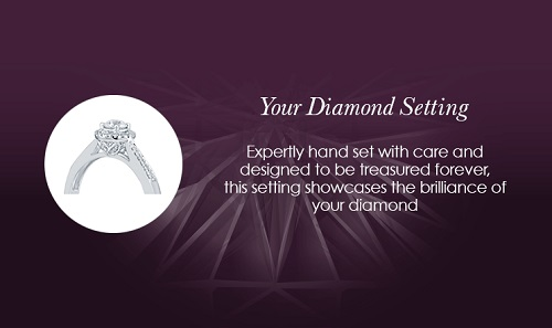 The One Diamond Setting - Exclusive to H.Samuel