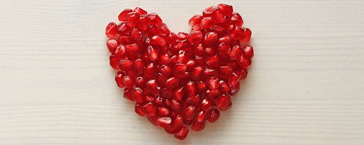 Garnet gets its name from pomegranate seeds