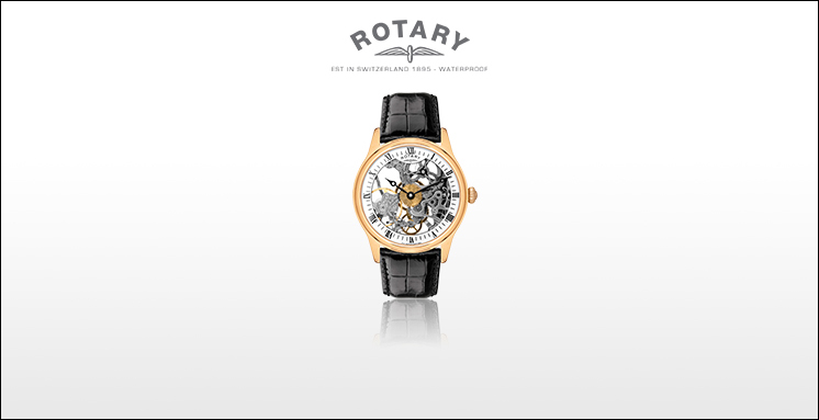 Shop Rotary Watches for Men