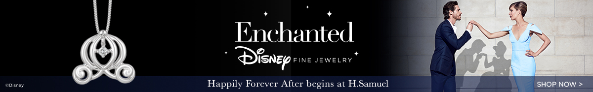 Enchanted Disney Fine Jewelry at H.Samuel