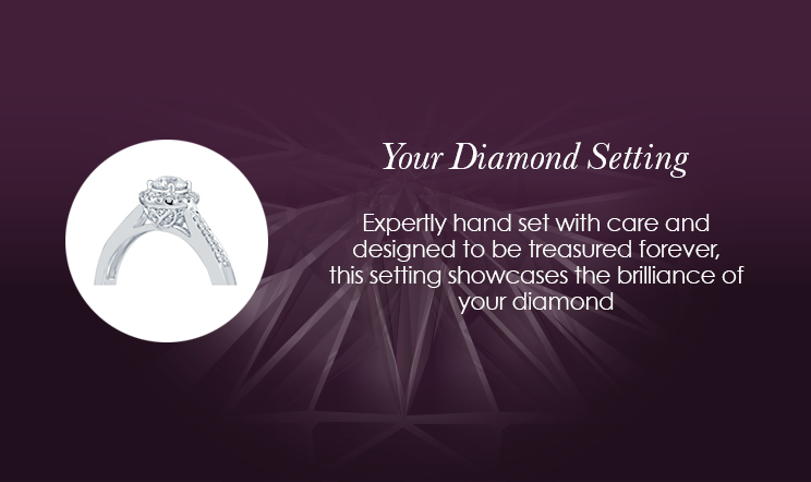 The One - Your Diamond Setting
