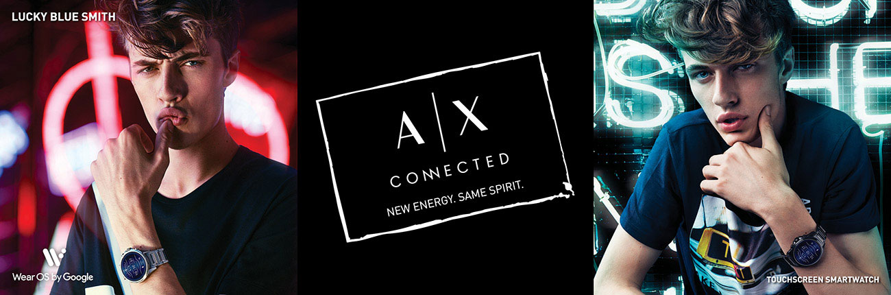 Armani Exchange Connected - Shop Now