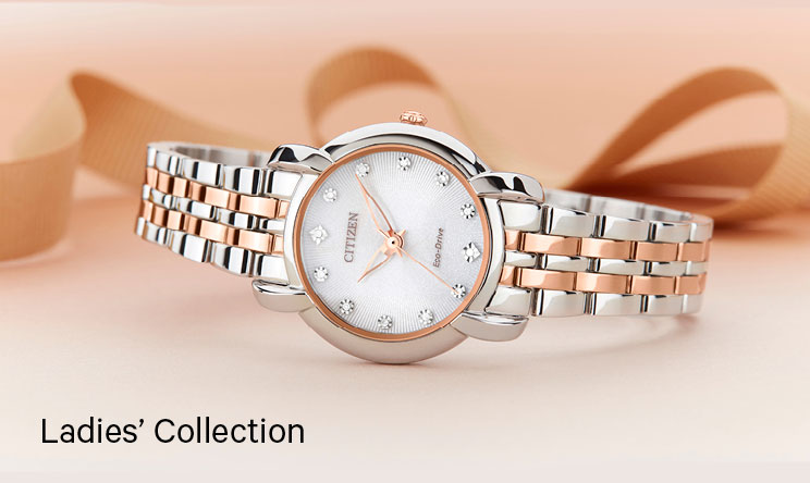 Citizen Watches - Ladies' Collection