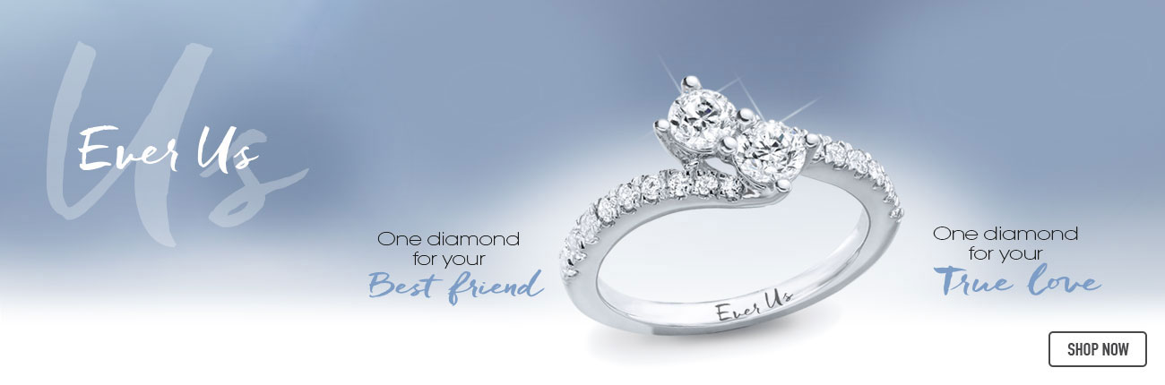 Ever Us: One Diamond for your best friend, One Diamond for your true love