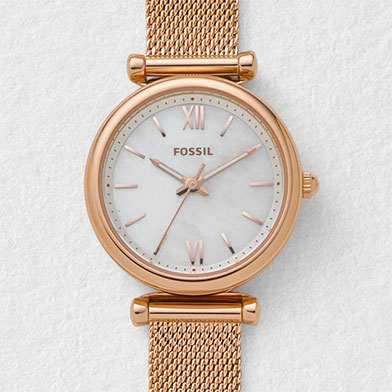 Shop all Fossil Ladies' Watches