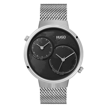 Hugo Stainless Steel Mesh Bracelet Watch - Shop now