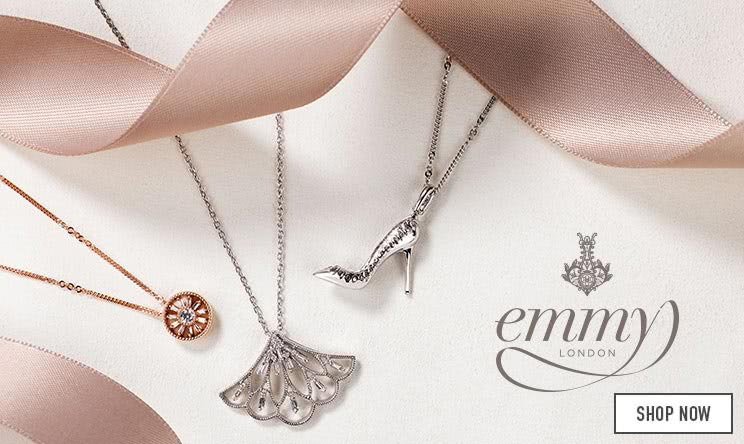Emmy London Diamond Rings - Shop now