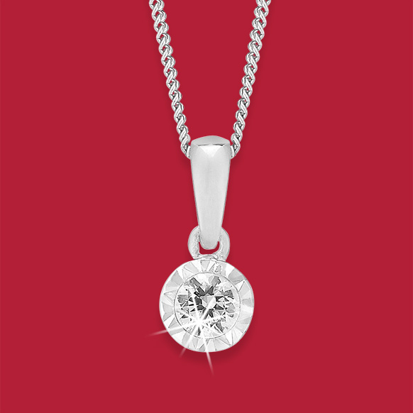 Diamond Jewellery from The Forever Diamond