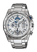 Casio Edifice Stainless Steel Watch