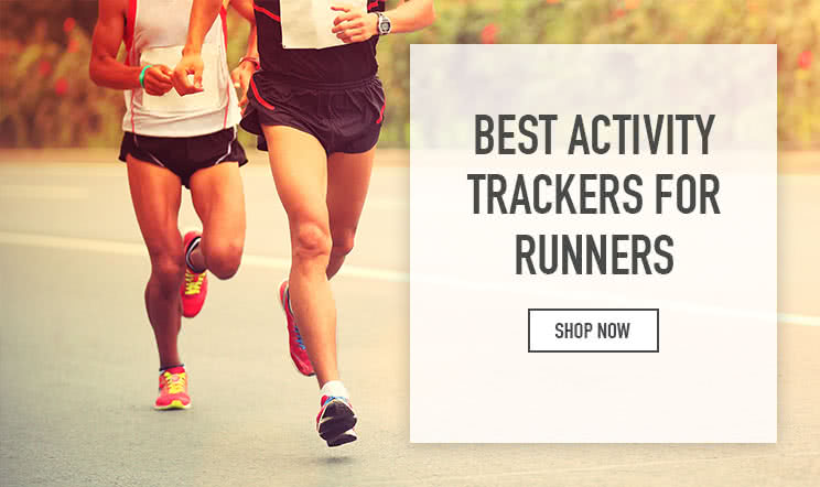 Best activity trackers for runners - Shop now