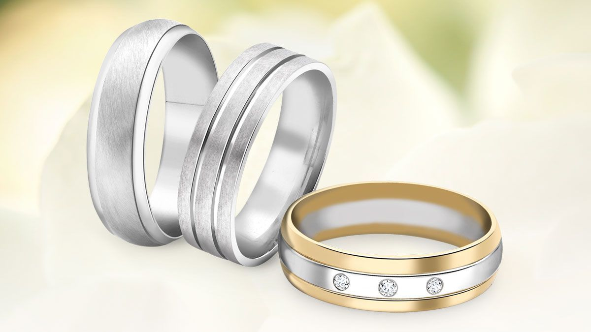 Guide to Wedding rings for Him