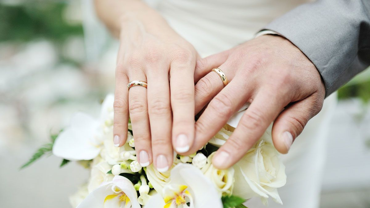 What Hand Finger Woman Wear Her Wedding Ring Uk