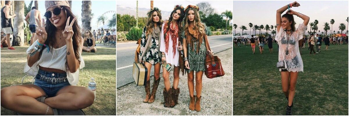 Pinterest Festival Fashion