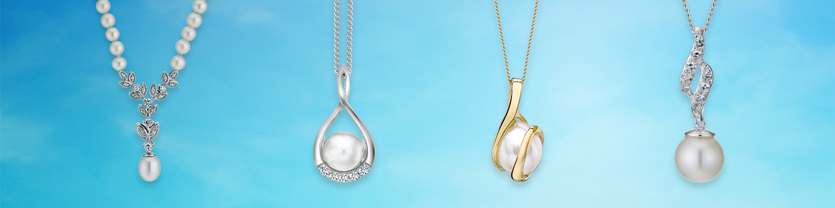 Wedding Pearl Necklaces