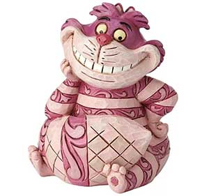 Disney Traditions Cheshire Cat Figurine