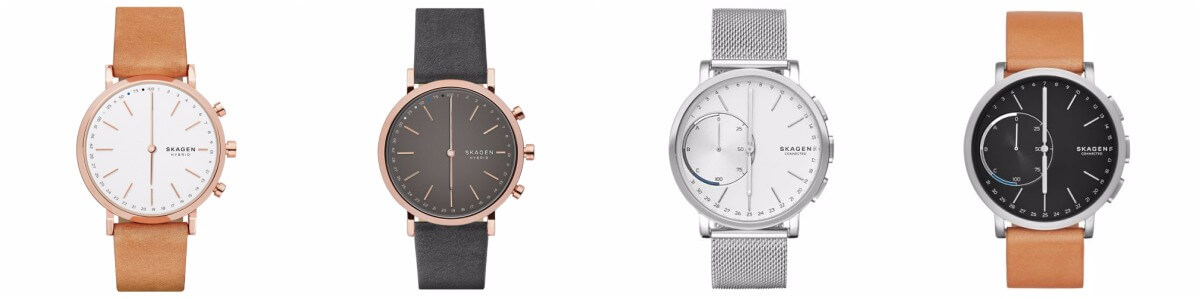 Skagen Connected Smartwatches at H.Samuel