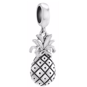 Chamilia Tropical Treat Sterling Silver Charm Bead