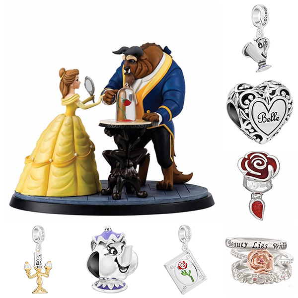 Beauty and the Beast collection at H.Samuel