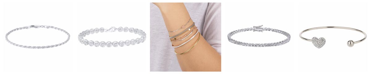 Stacking with Bangles and Bracelets