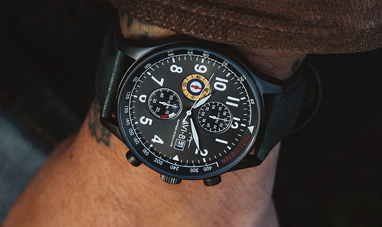 Shop AVI-8 Hawker Hurricane Watches