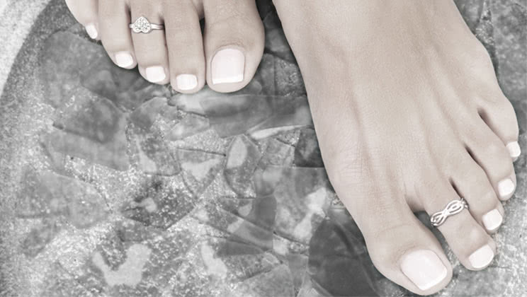 Toe rings - Shop now