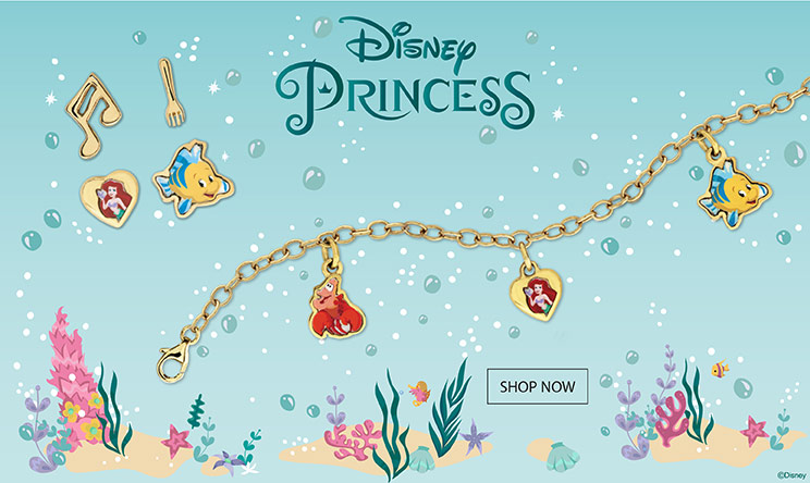 Shop Disney Ariel Children's Jewellery
