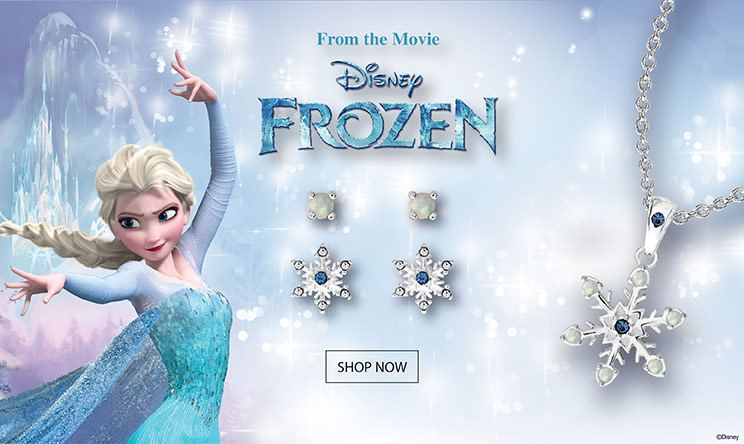 Shop Disney Frozen Children's Jewellery