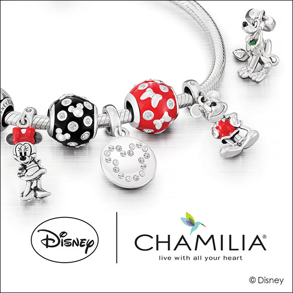 Disney Mickey Mouse & Friends - Chamilia