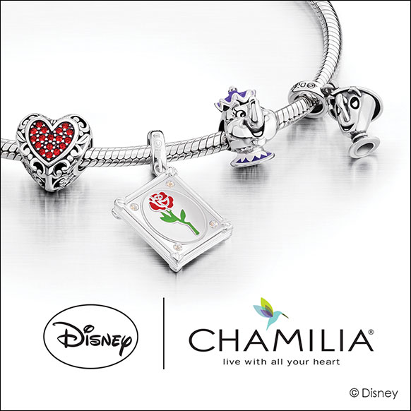 Chamilia - Disney Beauty and the Beast
