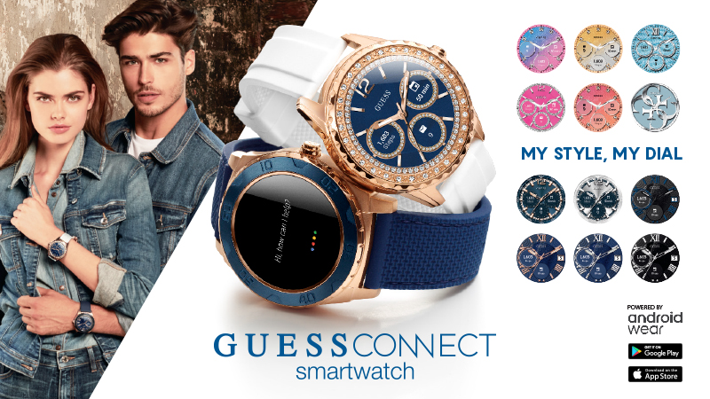 Guess Connect Smartwatches