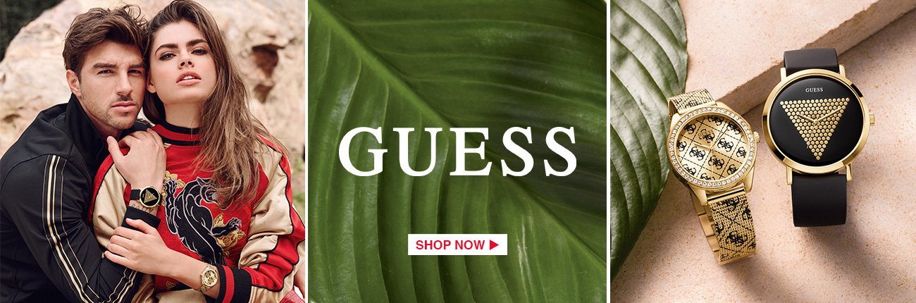 Guess at H.Samuel - Shop now