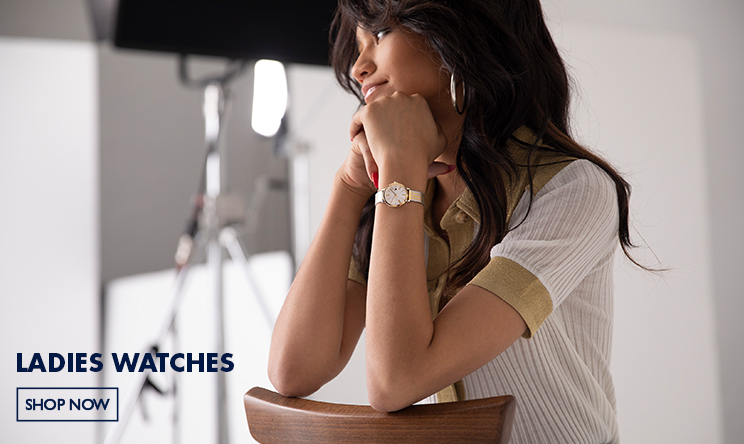 Ladies Tommy Hilfiger Watches - Shop Now