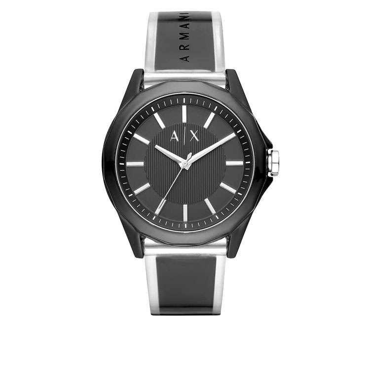 Shop Men's Armani Exchange Watches - Shop Now