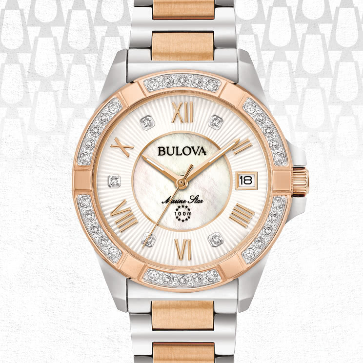 Shop Bulova Ladies' Watches