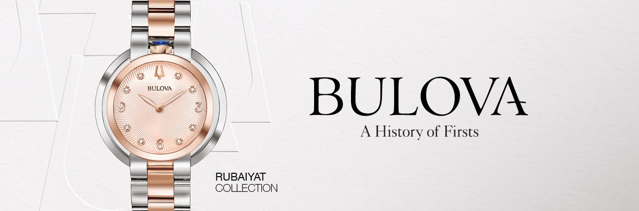 Bulova Collection - A History of firsts