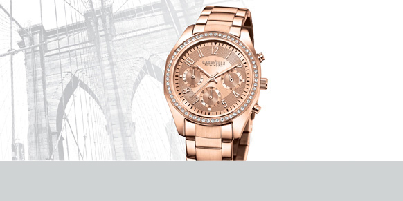 Shop Caravelle New York Watches