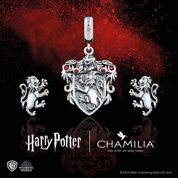 Chamilia Harry Potter - Gryffindor - Shop Now