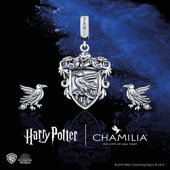 Chamilia Harry Potter - Ravenclaw - Shop Now
