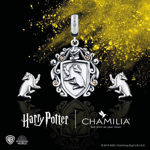 Chamilia Harry Potter - Hufflepuff - Shop Now