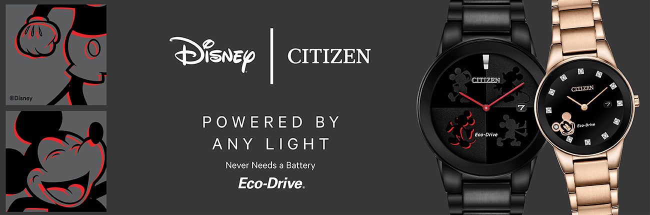 Shop All Citizen Disney Watches - Shop Now