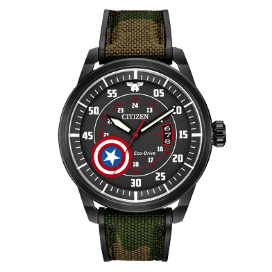 Captain America Watches - Shop Now