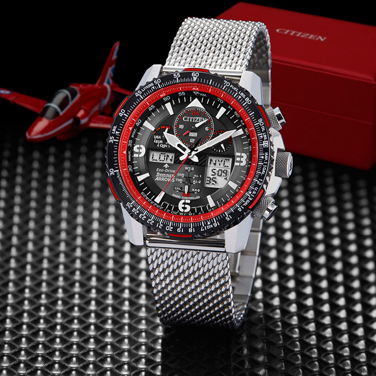 Citizen Watches - Red Arrows