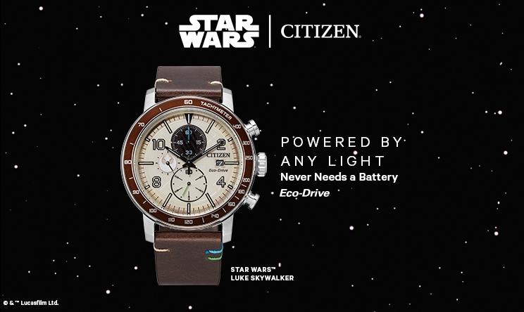 Citizen Watches - Citizen Star Wars