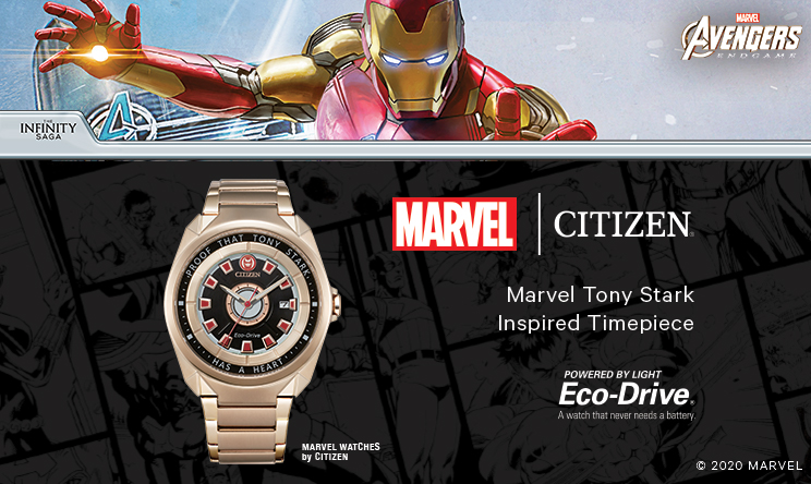 Citizen Watches - Citizen Marvel