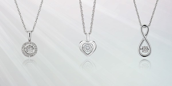 Shop Diamonds in Rhythm Necklaces