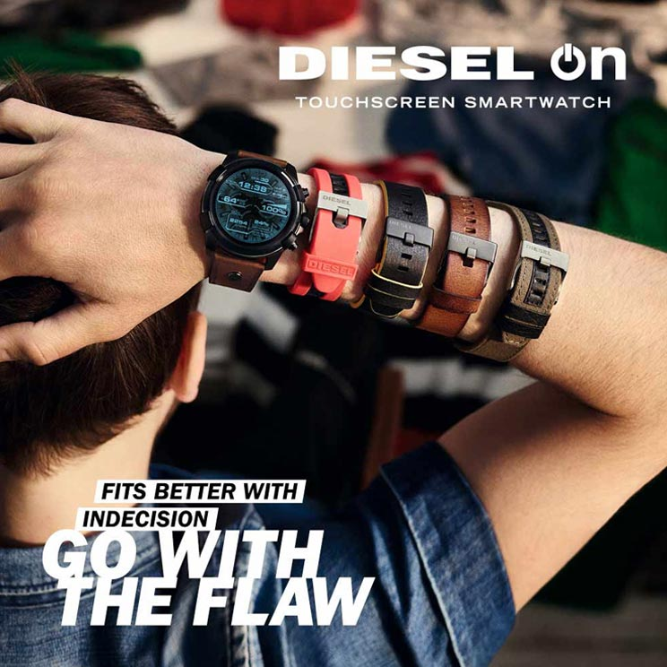 Diesel ON Watches - Shop now