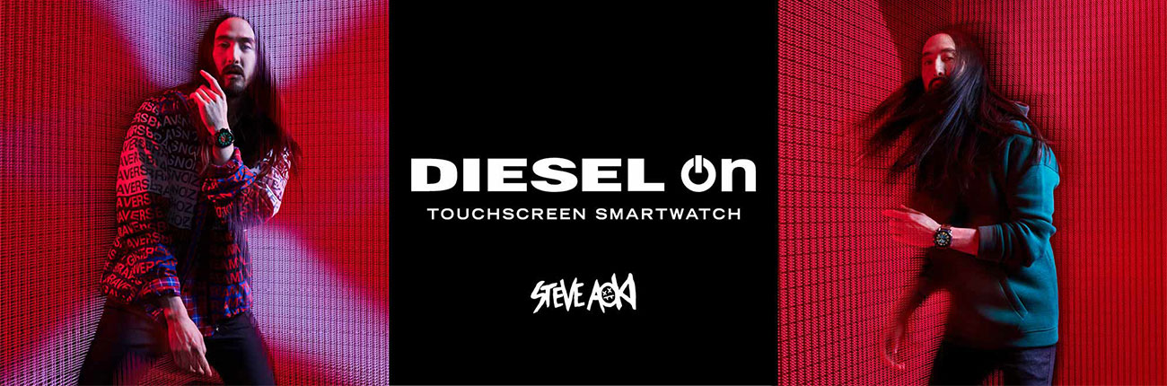 Diesel Watches - For successful living - Shop Now