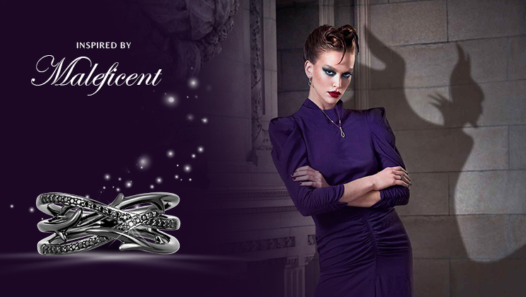 Enchanted Disney Villains Maleficent - Shop Now
